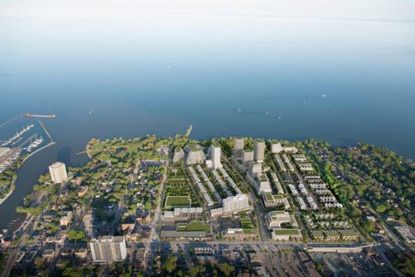Brightwater Towns Developement