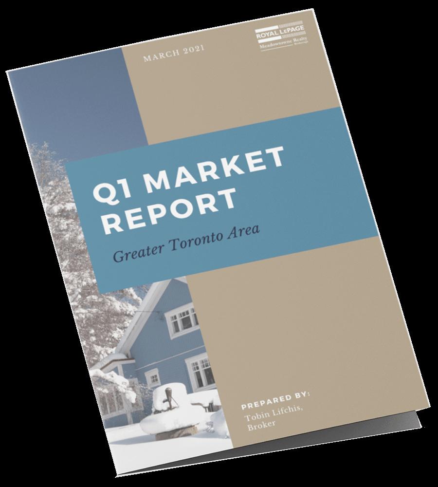 Market Report Quarter One 2021